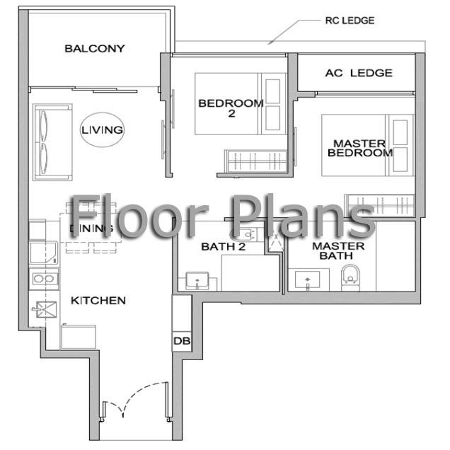 Thomson Impressions Floor Plans