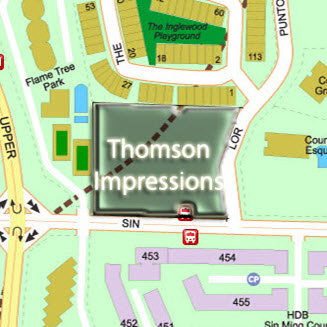 Thomson Impressions Location