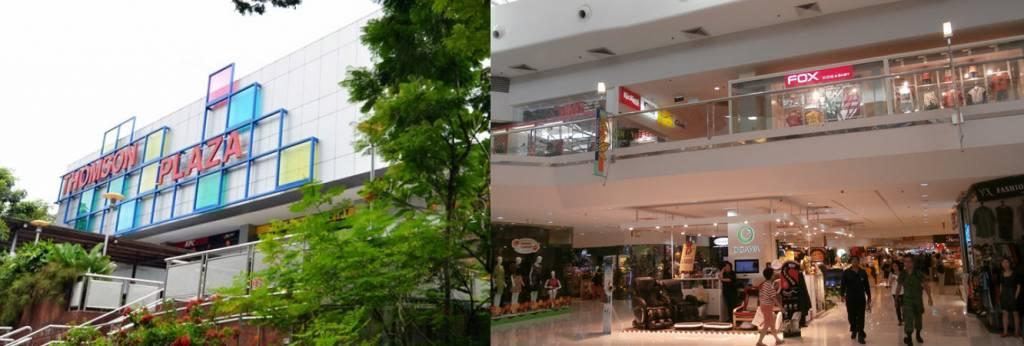 Thomson Impressions Condo near Thomson Plaza